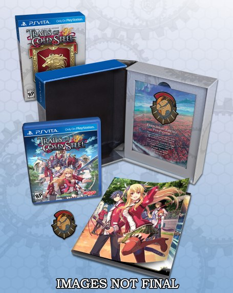 The Legend of Heroes- Trails of Cold Steel_Limited Edition