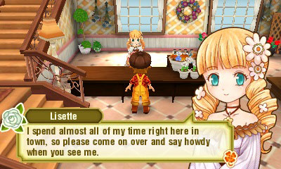 STORY OF SEASONS_ Trio of Towns - Relationships