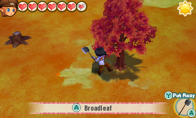 STORY OF SEASONS_ Trio of Towns - Fall Tree.png