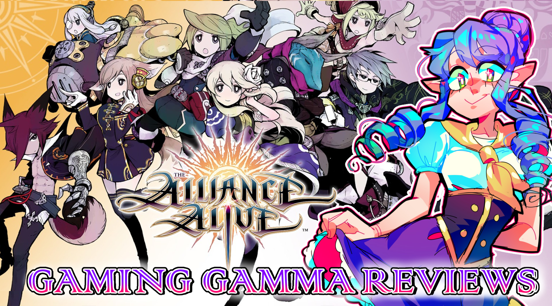 The Alliance Alive Review-The 3DS is Still Alive   The Gaming Gamma